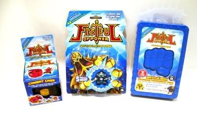power toys full of Fist